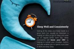 HRV-sleeping