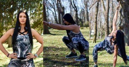 Balanced Bodyweight Workout