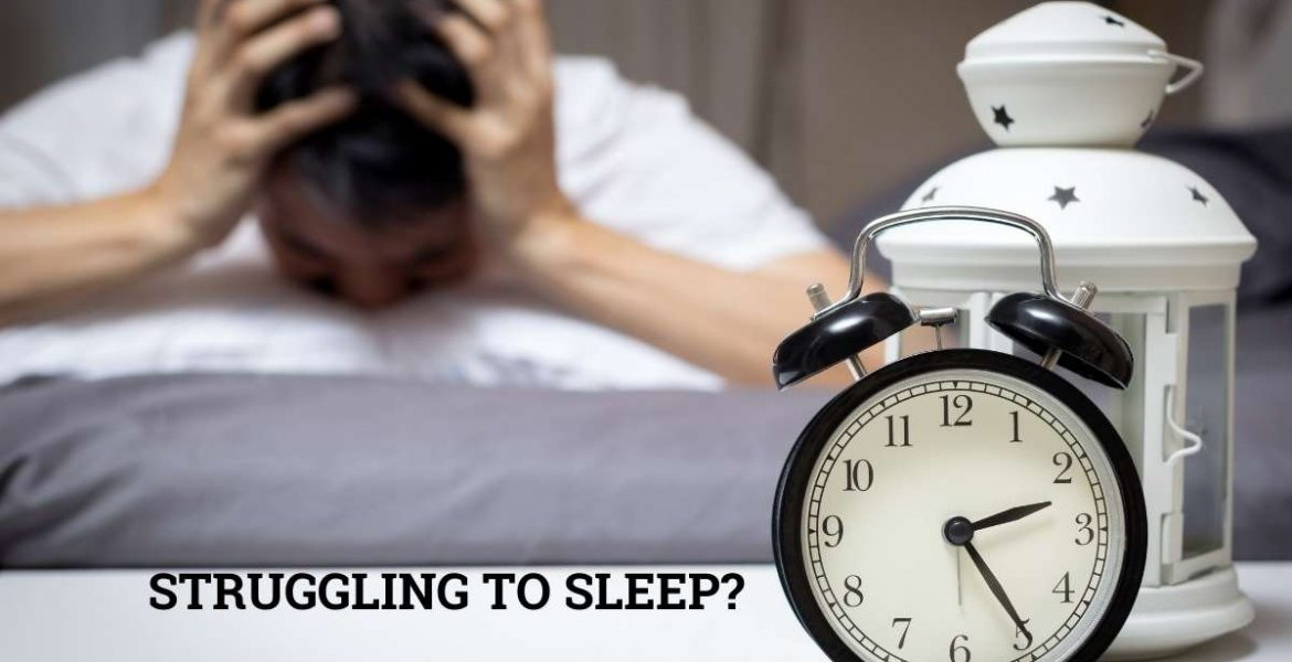 Insomnia, stress - how to deal with it?