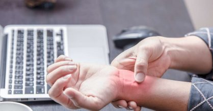 Easing Carpal Tunnel Pain